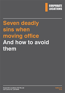 Seven deadly sins when moving office and how to avoid them