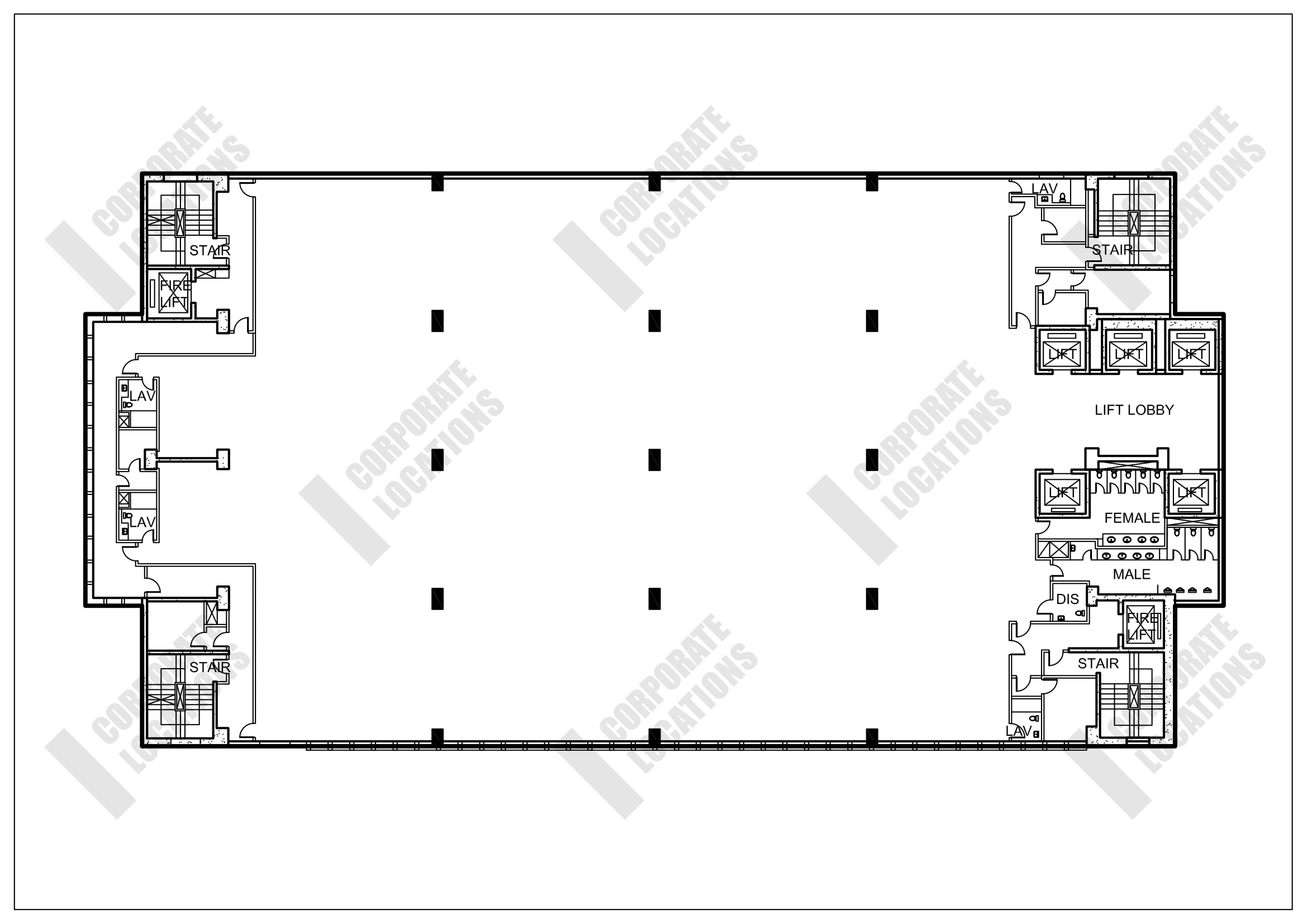 Floorplan KC100