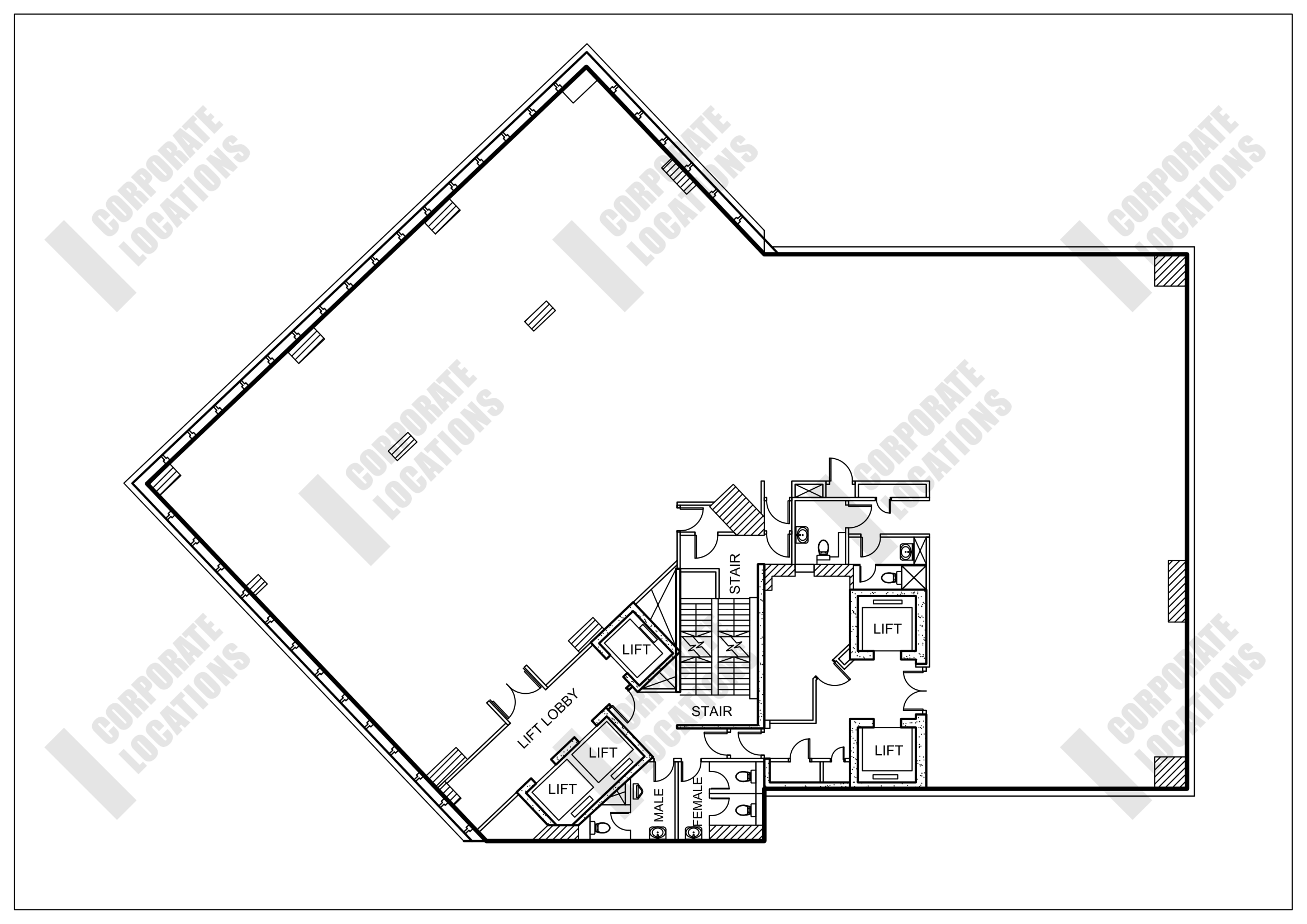 Floorplan 101 King's Road