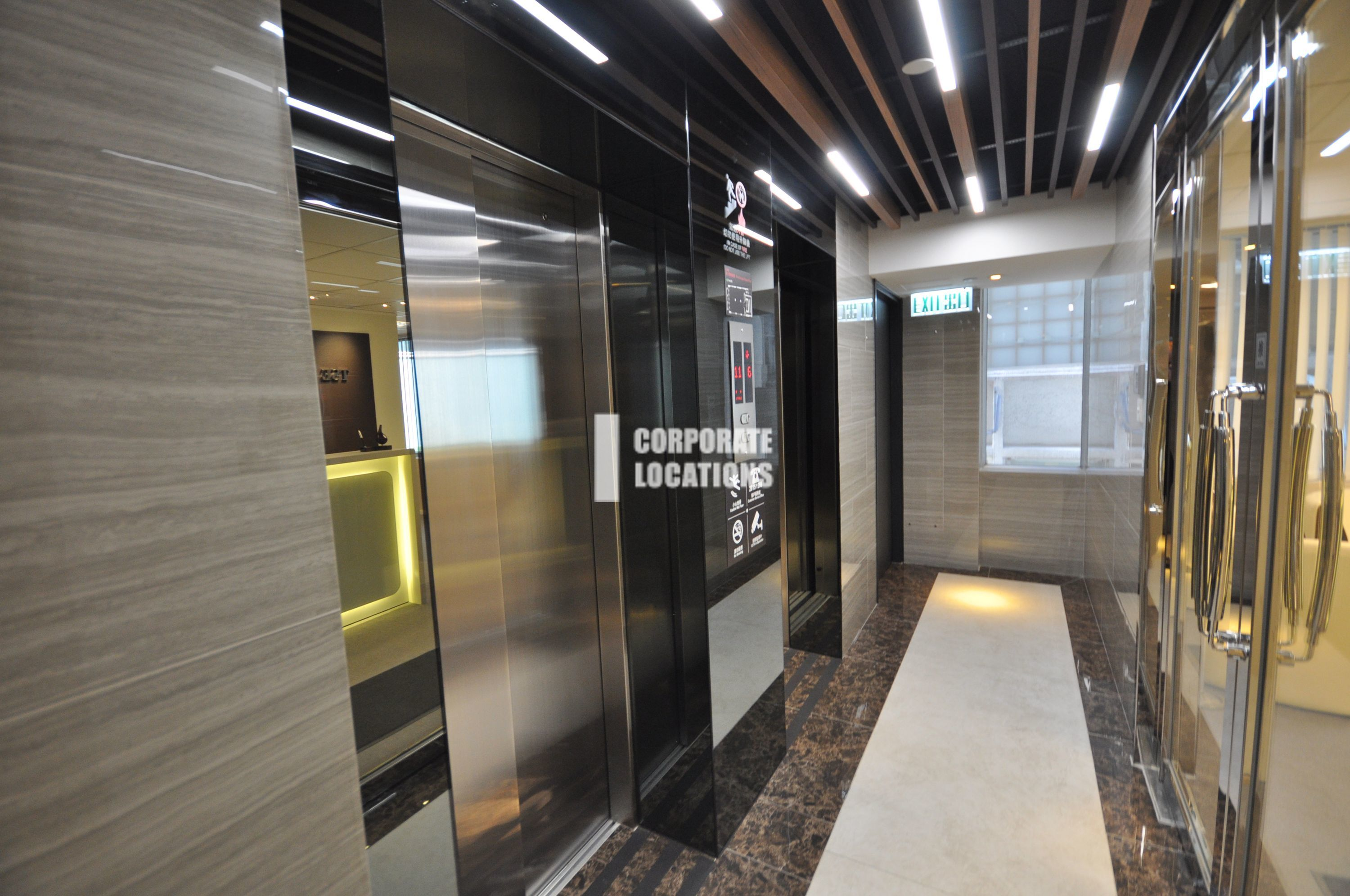 Lease offices in E168  - Sheung Wan / Western District