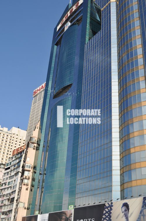 Office for rent in Cofco Tower (Top Glory Twr) - Location