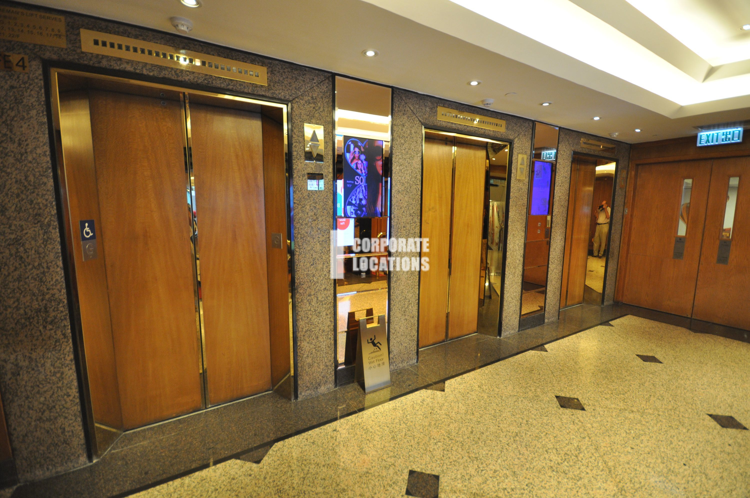 Lease offices in Eton Tower - Causeway Bay
