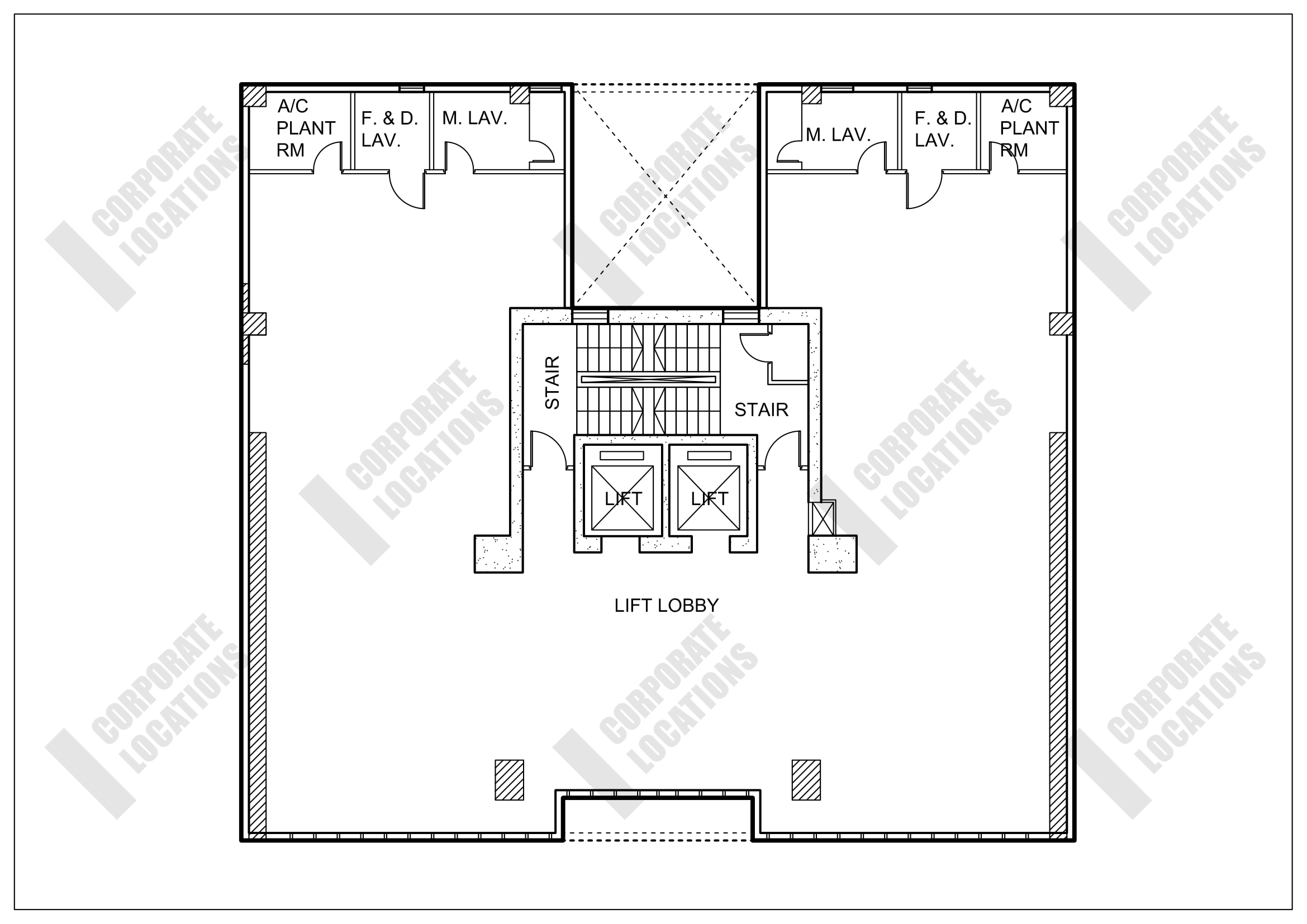 Floorplan CKK Commercial Centre