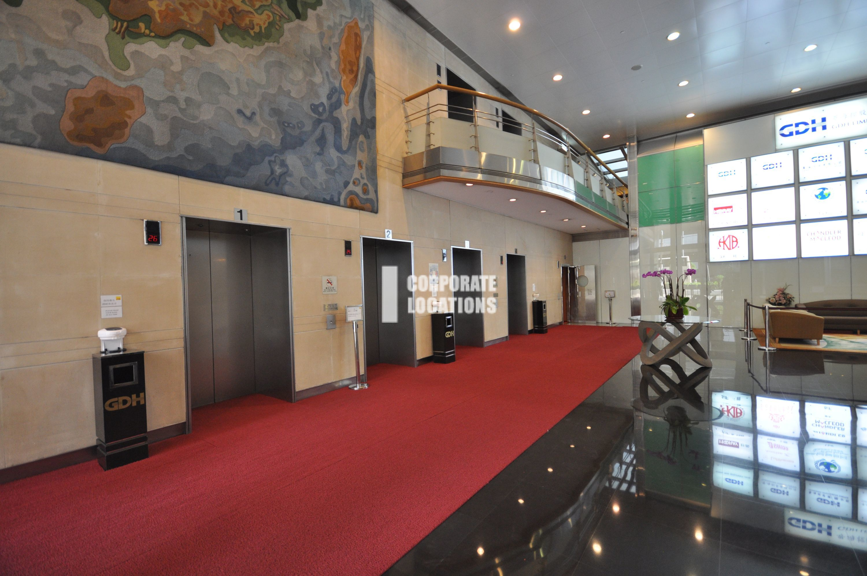 Office to rent in Guangdong Investment Tower - Sheung Wan / Western District
